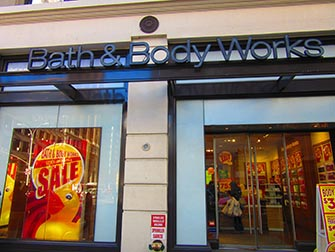 Make up a New York - Bath and Body Works