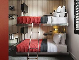 Pod 39 Hotel a New York - Bunk Pod