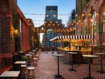 Pod 39 Hotel a New York - Rooftop Bar