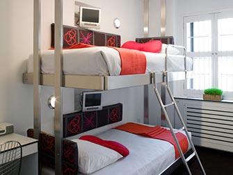 Pod 51 Hotel a New York - Bunk Pod