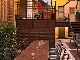 Pod 51 Hotel a New York - Cafe