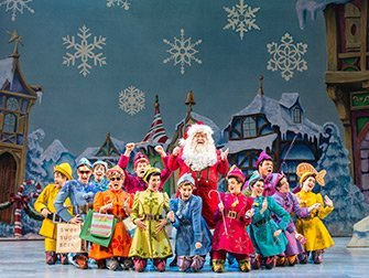 Biglietti per Elf the Christmas Musical - Babbo Natale