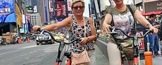Tour Manhattan in Bici