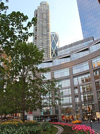 Tour Manhattan in Bici - Columbus Circle