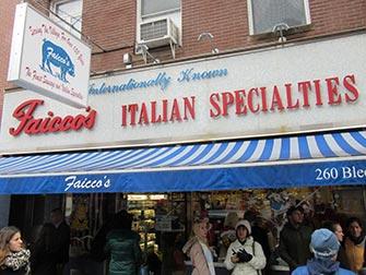 West Village Food Tour a New York - Faicco's