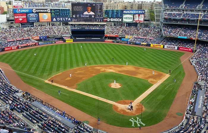 Baseball a New York