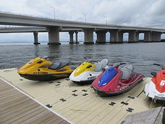 Fare jet ski a New York - Gli jet ski