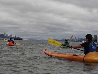 Fare kayak a New York - I kayak
