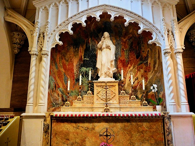 La cattedrale di San Patrizio a New York - Giovanni