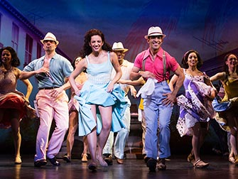 On Your Feet! a Broadway - Cast