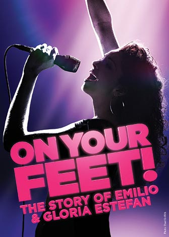On Your Feet! a Broadway - Poster