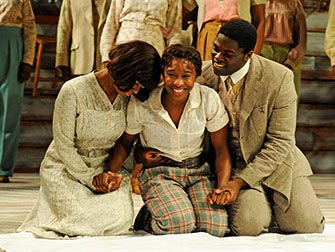 The Color Purple a Broadway - Cast