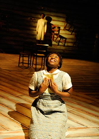 The Color Purple a Broadway - Musical