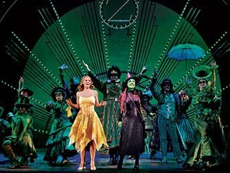 Festa della Mamma a New York - Wicked