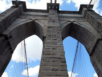 Noleggio di biciclette a New York - Brooklyn Bridge
