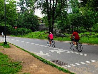 Noleggio di biciclette a New York - In bici in Central Park