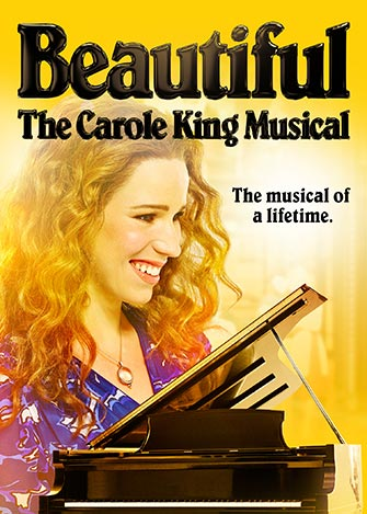 Beautiful: The Carole King Musical a Broadway - Poster
