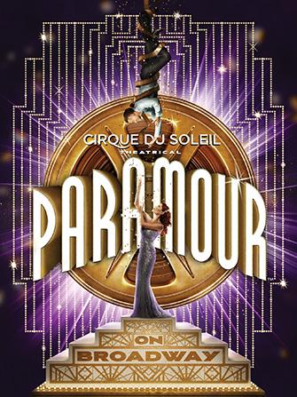 Cirque du Soleil a New York - Poster