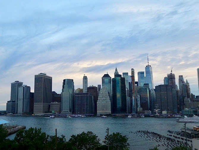 New York Night Tour - Skyline da Brooklyn