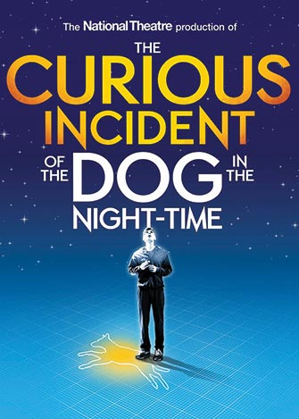 The Curious Incident of the Dog in the Night-Time a Broadway - Poster