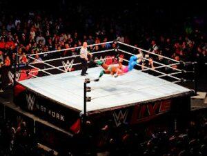 WWE Wrestler incontri