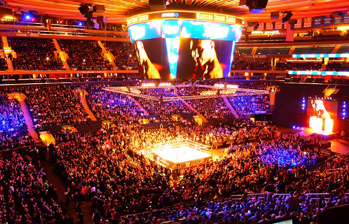 Biglietti per il WWE Wrestling a New York - Avversari