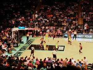 Biglietti per New York Liberty basket