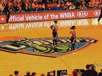 Biglietti per New York Liberty basket - Giocatori