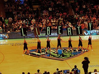 Biglietti per New York Liberty basket - Partita