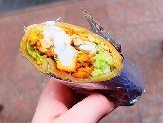 New York Street Food - Indiano