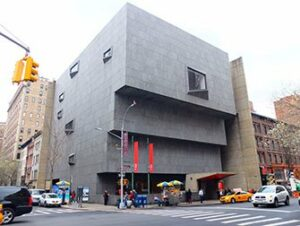 The Met Breuer a New York
