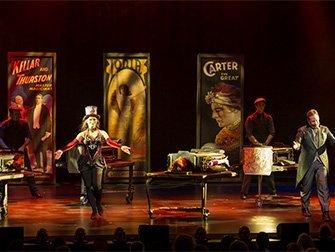 Biglietti per The Illusionists a Broadway - Trucchi di magia