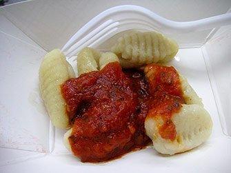 Chinatown e Little Italy Food Tour - Degustazione
