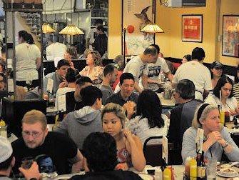 Chinatown e Little Italy Food Tour - Ristorante