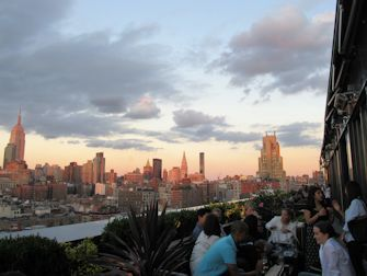 Rooftop bar tour a New York - PHD