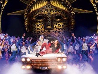 Biglietti per Miss Saigon a Broadway - The Engineer
