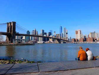 Le migliori viste di New York - Brooklyn Bridge Park