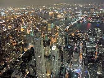 Le migliori viste di New York - One World Observatory