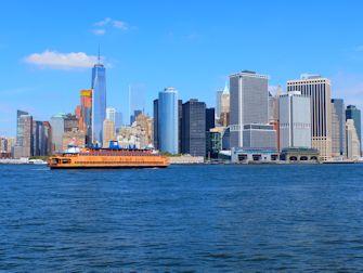 Le migliori viste di New York - Staten Island Ferry