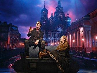 Biglietti per Anastasia a Broadway - Sognando