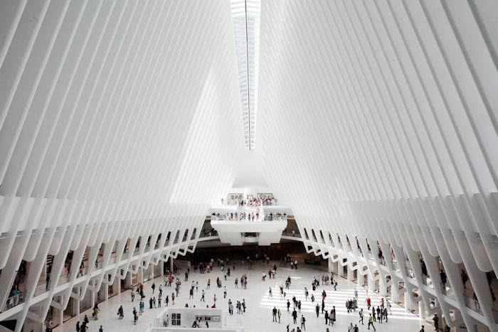 World Trade Center Transportation Hub - Interno