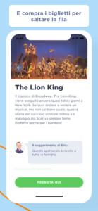 Erics New York App   Schermata 4