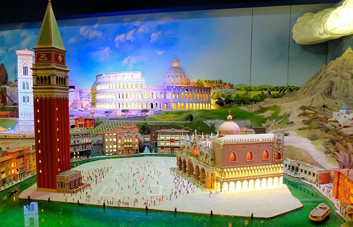 Gulliver's Gate mondo in miniatura - Venezia