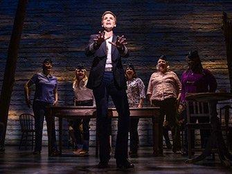 Biglietti per Come From Away a Broadway - Equipaggio