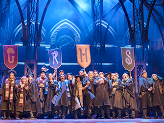 Biglietti per Harry Potter a Broadway - A Hogwarts