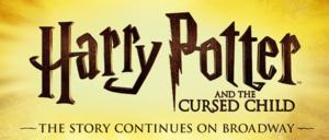 Biglietti per Harry Potter and the Cursed Child a Broadway