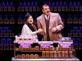 Biglietti per War Paint a Broadway - Helena Rubinstein