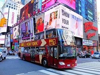 Differenza tra il New York Explorer Pass e il New York Pass - Autobus Hop on Hop off