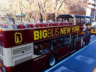 New York per chi non parla bene l'inglese - Autobus hop on hop off
