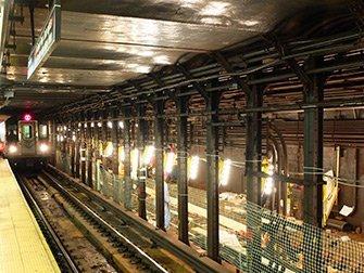 New York per chi non parla bene l'inglese - Metropolitana